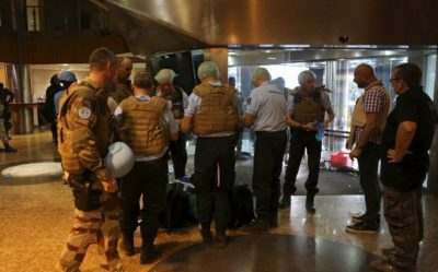 4 Jihadists Killed 5 Arrested after Mali Resort Attack