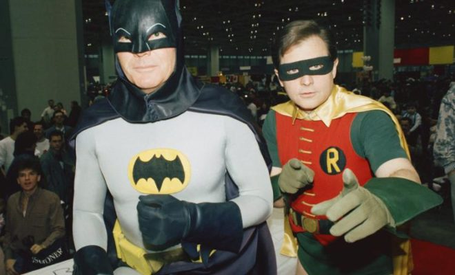 Adam West-The Only True Batman Died