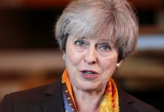 No Alternative: Theresa May Sends British Jets to Join Airstrikes on Syria