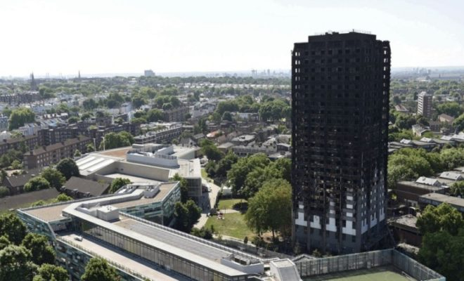 Five London Towers Evacuated due to Fire Safety Fears