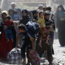 Islamic State killed 163 Civilians Escaping Mosul in One Day