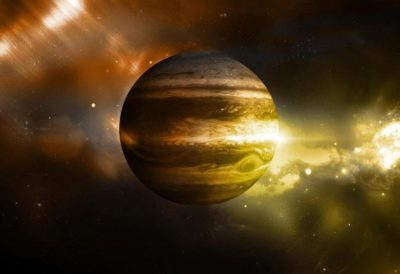 Jupiter is the Oldest Planet in Solar System