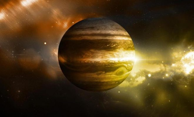 Jupiter is the Oldest Planet in Solar System