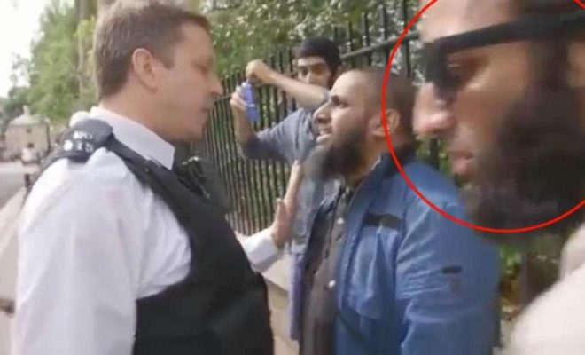 London Terrorist Khuram Butt seen in British TV Documentary