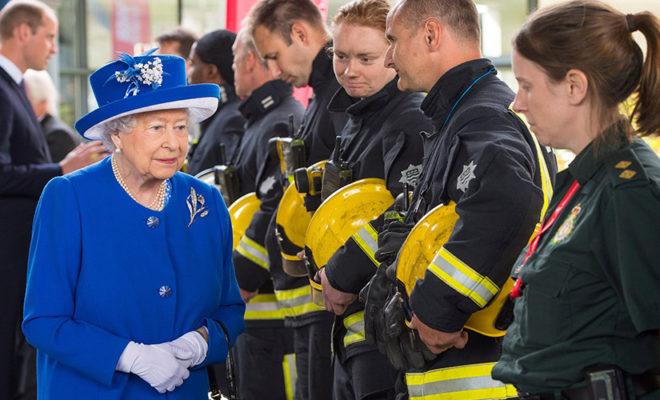 Queen Elizabeth Somber National Mood on Birthday