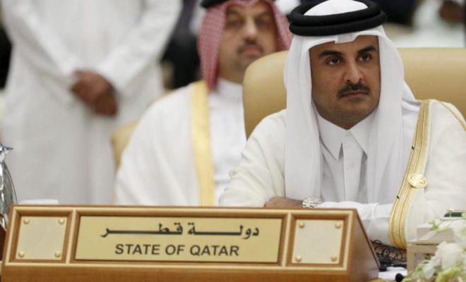 Saudi Arabia, UAE, Bahrain and Egypt Cut Ties with Qatar
