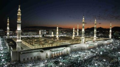 Saudi Security Forces Foil attack on Great Mosque in Mecca