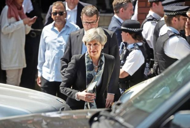 British Prime Minister May Blames Russia for Nerve Agent Attack on Former Spy