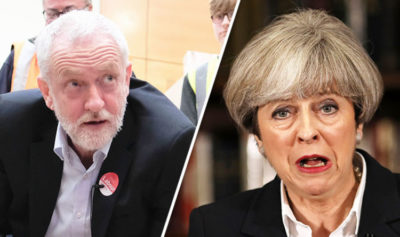 Labour Leader Corbyn Prepared to Vote Down May's Final Brexit Deal