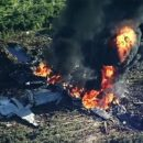 16 dead-US Military Plane Crashes in Mississippi