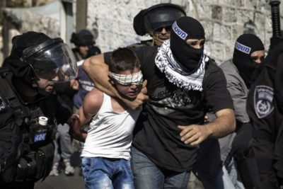 25 Palestinians Arrested in Israel Occupied Territory