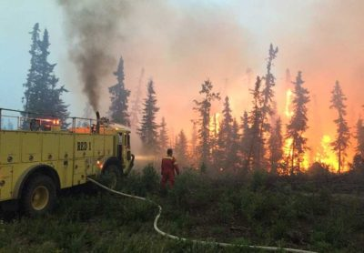Canada Fires Drive Thousands More Out Of Their Homes