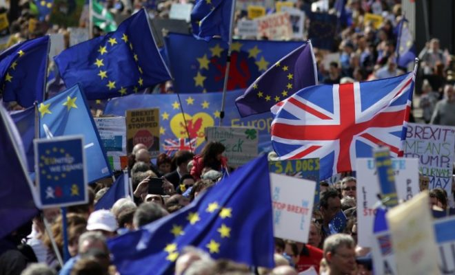 EU and London in Brexit Negotiations Disagree on Court of Justice
