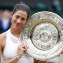 Garbine Muguruza beat Venus Williams and wins Wimbledon