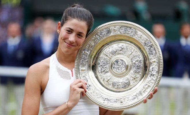Garbine Muguruza beat Venus Williams and wins Wimbledon