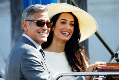 George Clooney Lashes Out at Paparazzi Photos of Twins