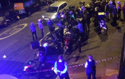 London Acid Attacks-Two Teens Arrested after 5 Attacks in 90 Minutes