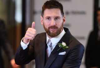 Messi Extends Barcelona Contract with €300m till 2021