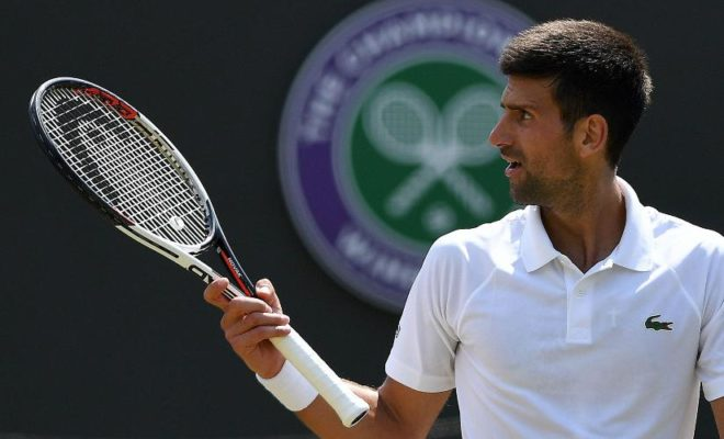 Novak Djokovic Elbow Injury to Sit Out Rest of 2017