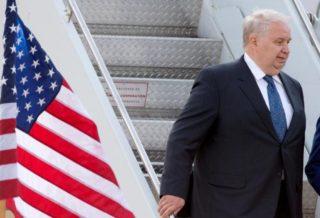 Russian Ambassador to the US Sergei Kislyak Ends his Term