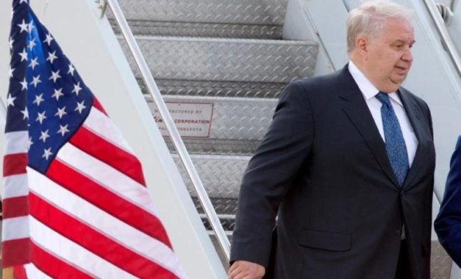 Russian Ambassador to the US Sergei Kislyak Ends his Term
