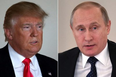 Trump Refuses to Accuse Putin of Influencing Elections