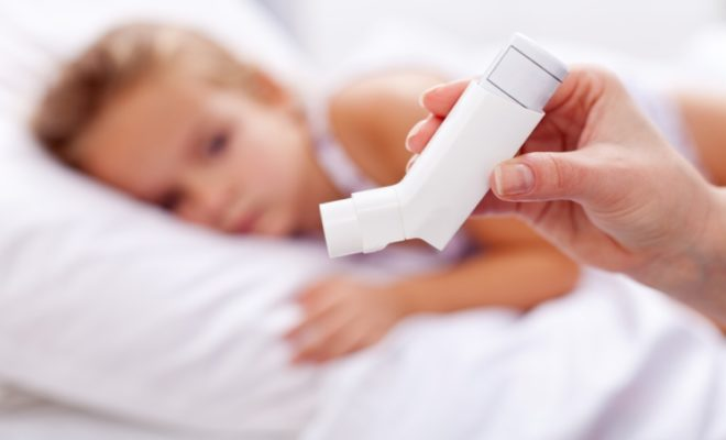Vitamin D Seems to Reduce the Risk of Childhood Asthma