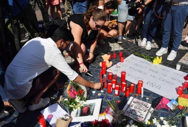 Barcelona Victims Listed from 34 Countries Dead and Injured