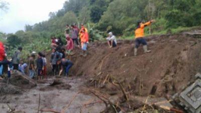 Forty Killed in Landslide in Eastern Congo