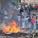 Nine Year Girl Shot Dead during Kenya Election Protest