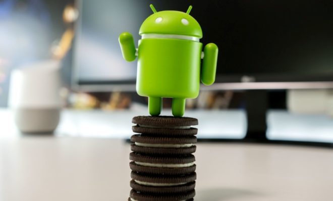 Take A Bite Of Google Latest Android Firmware - Android Oreo