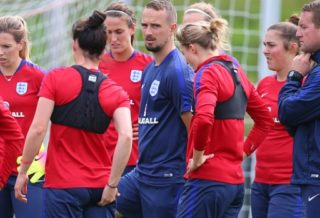 Womens Euro 2017-England want to Create a Legacy