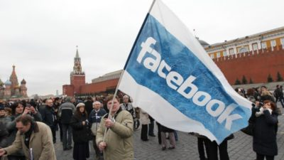 Russia Threatens to Block Facebook Unless it Stores Data Locally