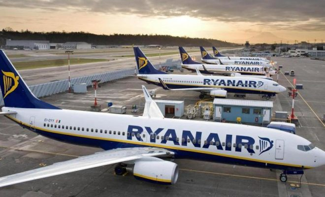 Ryanair in Defence Against Illegal State Aid KLM