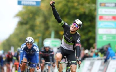 Tour of Britain-Lars Boom Wins 2017 OVO Energy Tour