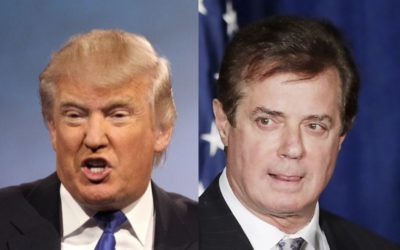 Former Trump Campaign Manager Paul Manafort Charged In Russia Probe