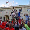 Mugabe's Resignation-Big Party in Zimbabwe