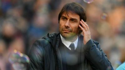 Antonio Conte Concedes Title after Chelsea Lose at West Ham