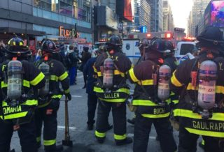 NY Explosion: Man Detonates Bomb in Attempted Terrorist Attack