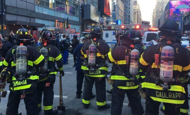 NY Explosion: Man Detonates Bomb in Attempted Terrorist Attack
