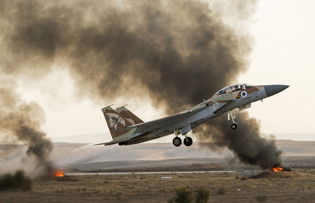 Syria Confirms Israeli Strike on Military Base near Damascus