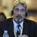 Twitter Account of Security Expert John McAfee Temporarily Hacked