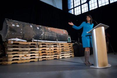 US Accuse Iran of Violating UN Resolution
