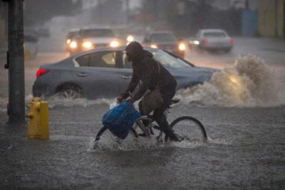 California heavy rainfall