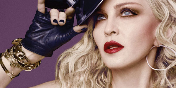Madonna Reveals Herself on Instagram