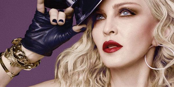 Madonna Reveals Herself on Instagram