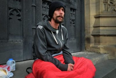 Manchester Homeless Hero Admits He Stole from Victims