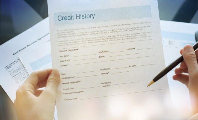 Rate a Credit Report
