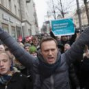 FSB Agents Followed Navalny Before He Fell Ill
