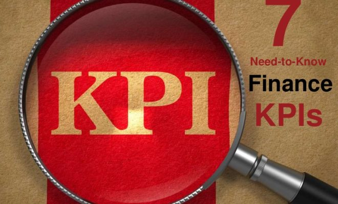 The 7 Most Important Financial KPIs